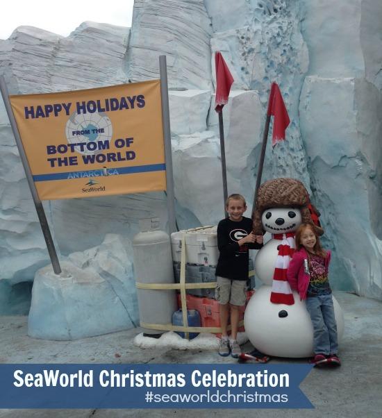 #seaworldchristmas