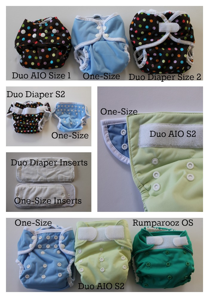 Thirsties One-Size Pocket Diaper