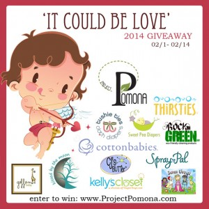 Project Pomona – It Could Be Love Giveaway