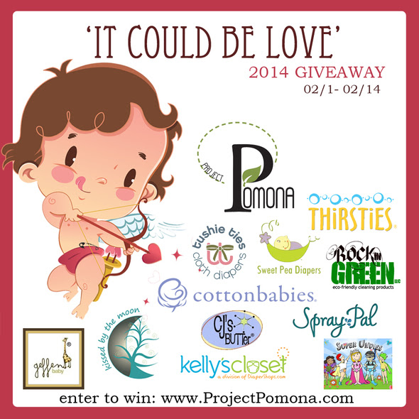 Project Pomona Giveaway