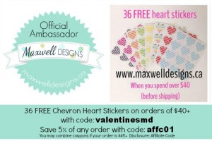 Maxwell Designs 2014 Fabric Reveal & More