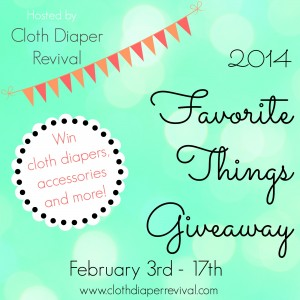 My Favorite Things – Giveaway & Blog Hop