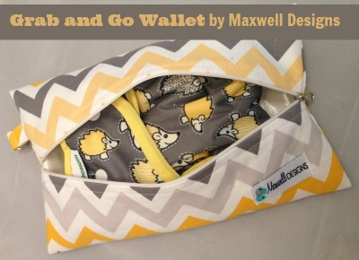 Maxwell Designs Grab and Go Wallet