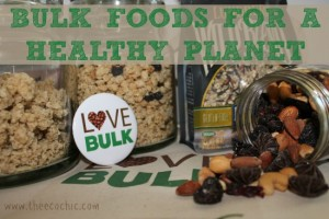 April is Love Bulk Foods Month