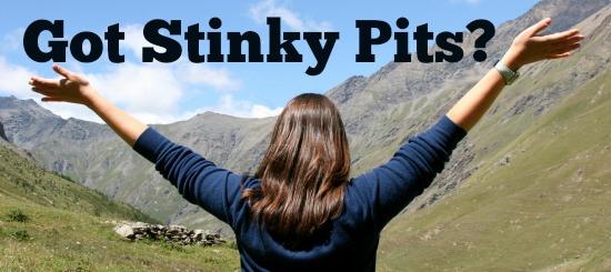 Got Stinky Pits