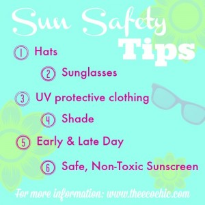 Smart Sun Safety Tips