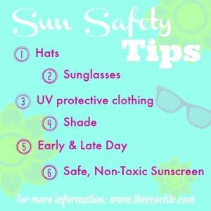 Smart Sun Safety Tips