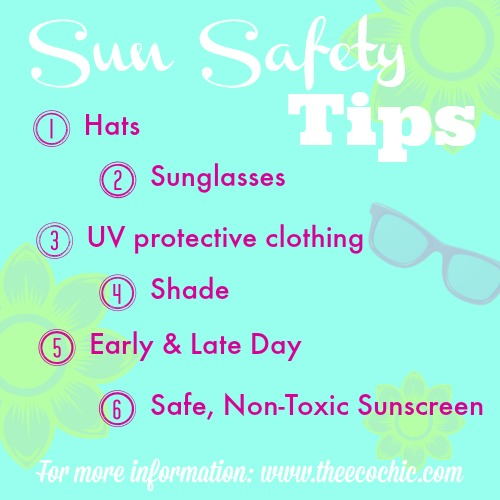 Sun Safety Tips