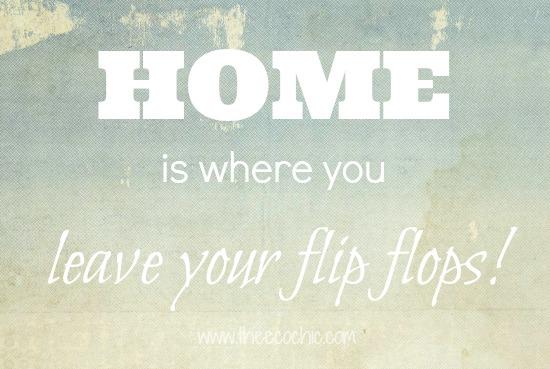 HomeFlipFlops