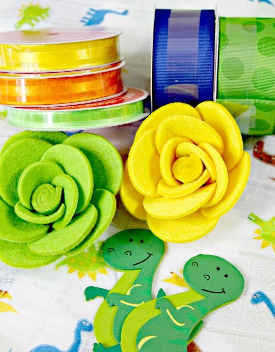 Cloth Diaper Cake Accessories