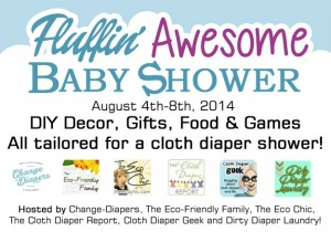 Fluffin' Awesome Baby Shower Roundup