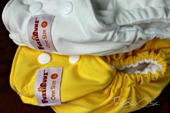 New FuzziBunz Diapers