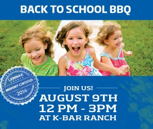 Lennar Tampa Back to School BBQ – Meet the Mommy Certified Bloggers