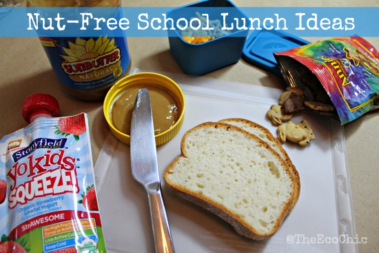 Peanut Free Lunches @TheEcoChic