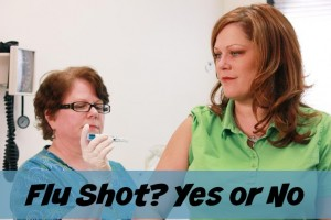 Flu Shots? Yes or No?