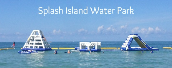 Splash Island at TradeWinds
