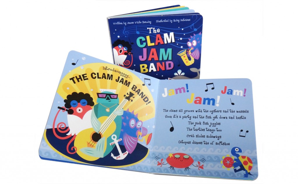 The Clam Jam Band for Thirsties