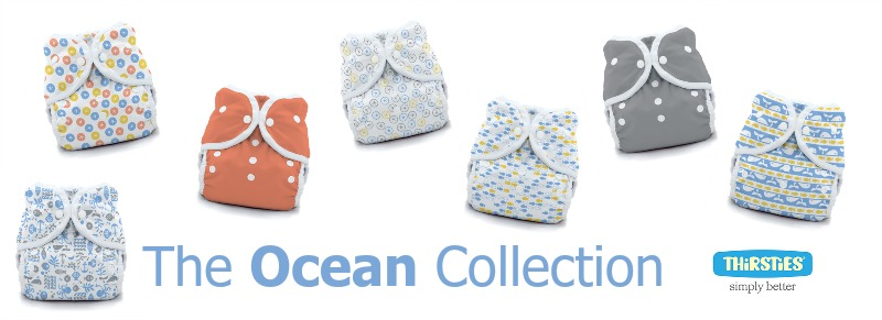 The Ocean Collection by Thirsties