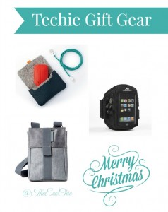 Techie Gift Gear Ideas