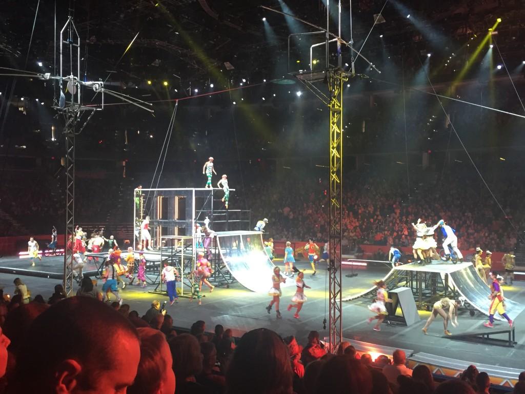 Ringling Bros Circus XTREME