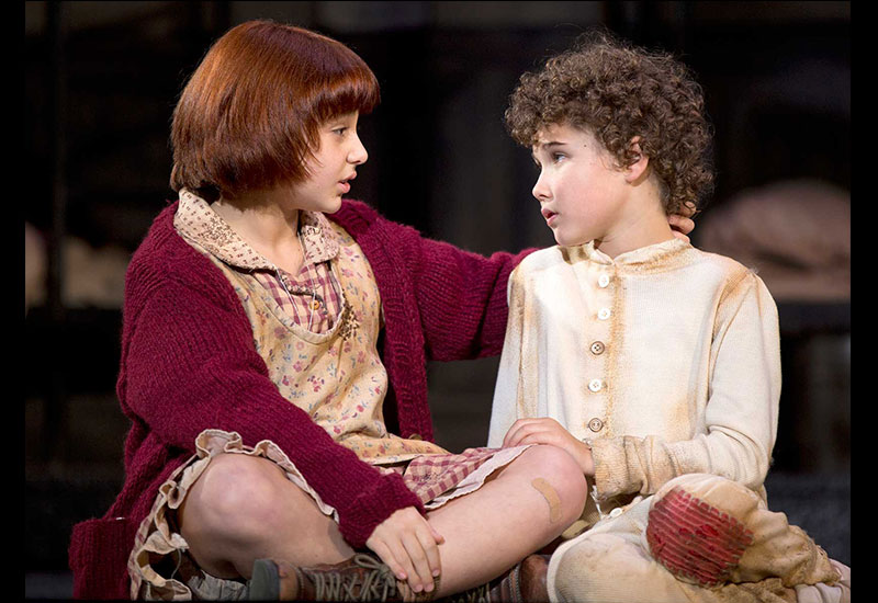 Source: Joan Marcus for #AnnieOnTour