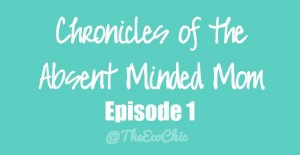 Chronicles of the Absent Minded Mom – Episode 1