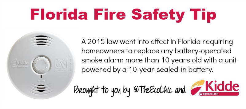 Florida Fire Safety Tip