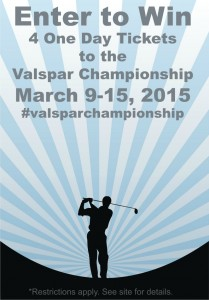 Valspar Championship Family Friendly Events 2015