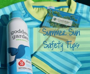 Summer Sun Safety Tips