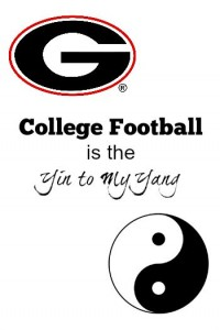 College Football is the Yin to My Yang