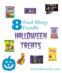 8 Food Allergy Friendly Halloween Treats