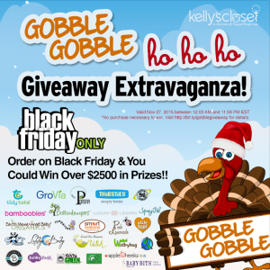 Black Friday Cloth Diaper Deals @ Kelly's Closet #FluffyBlackFriday