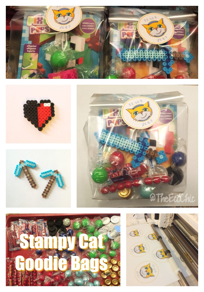 Stampy Cat Goodie Bags