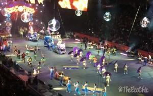 "Ringling Bros & Barnum Bailey Circus ""Legends"" – Tampa Review"