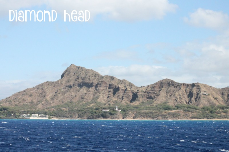 diamond head oahu hawaii