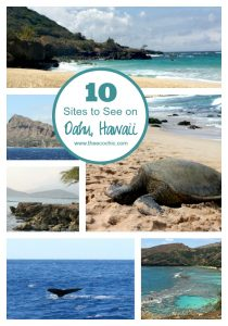10 Sites to See on Oahu, Hawaii