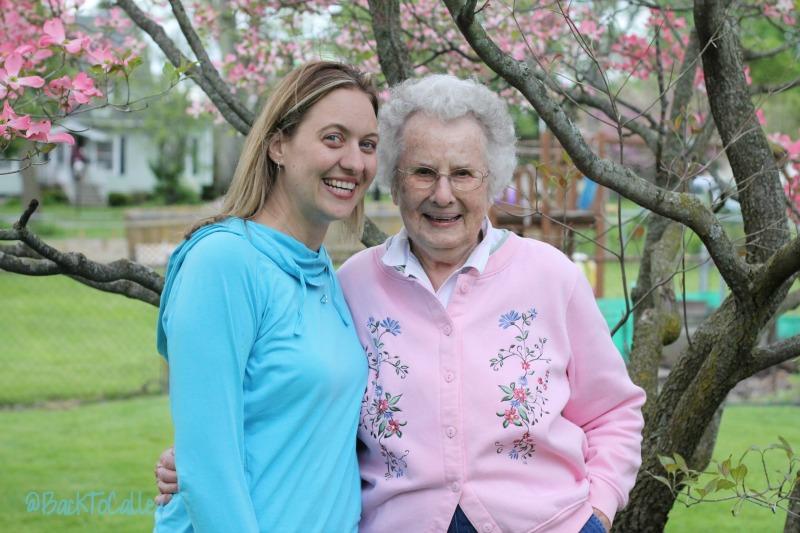Me and Grandma - 2016