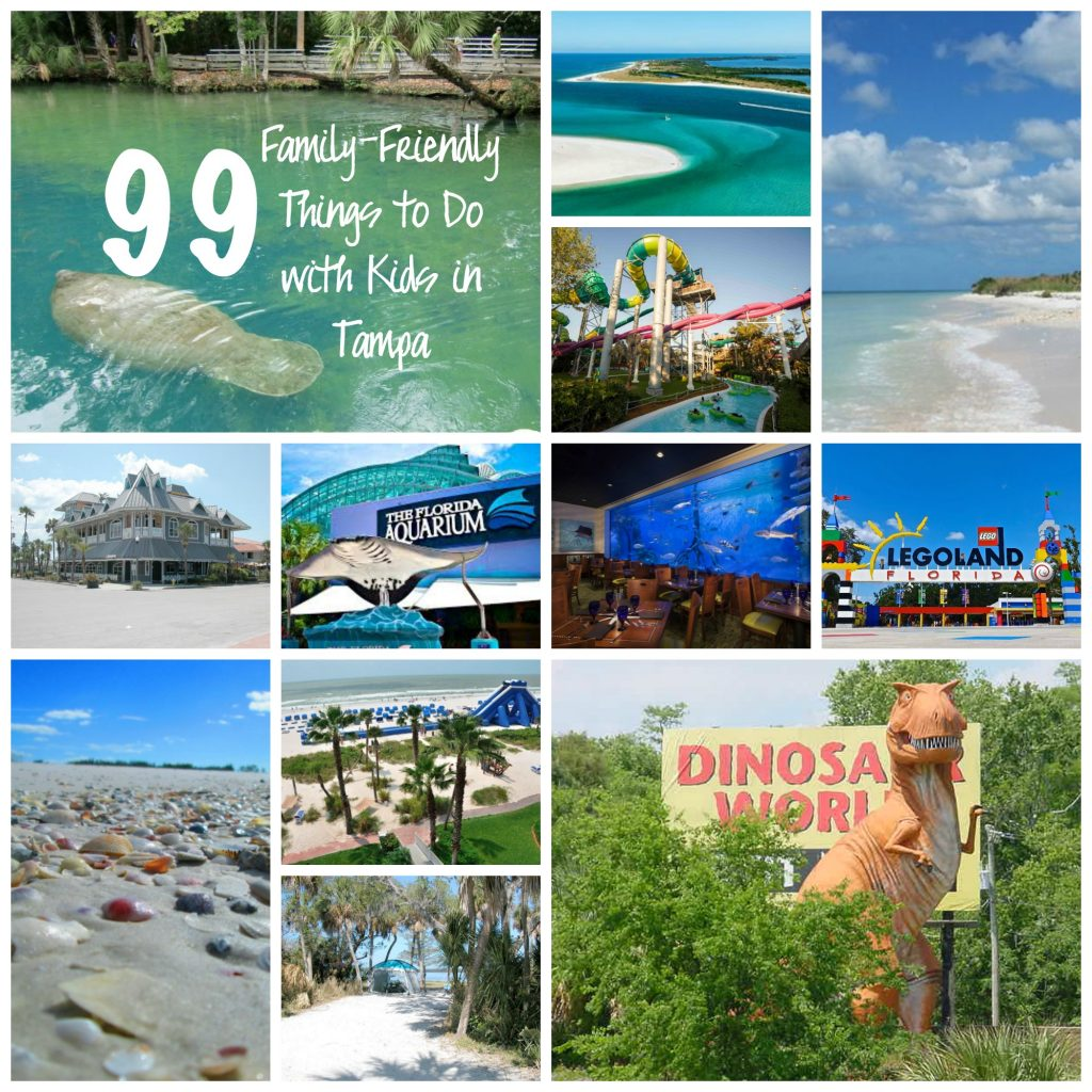 99 Things to Do in Tampa with Kids