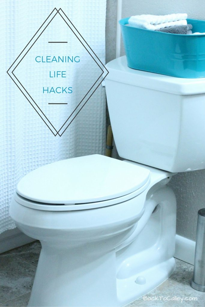Life Hacks for Cleaning