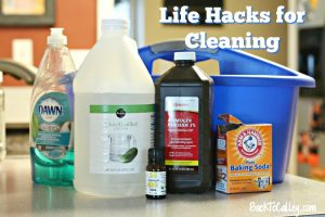Kitchen Life Hacks with a Green Twist