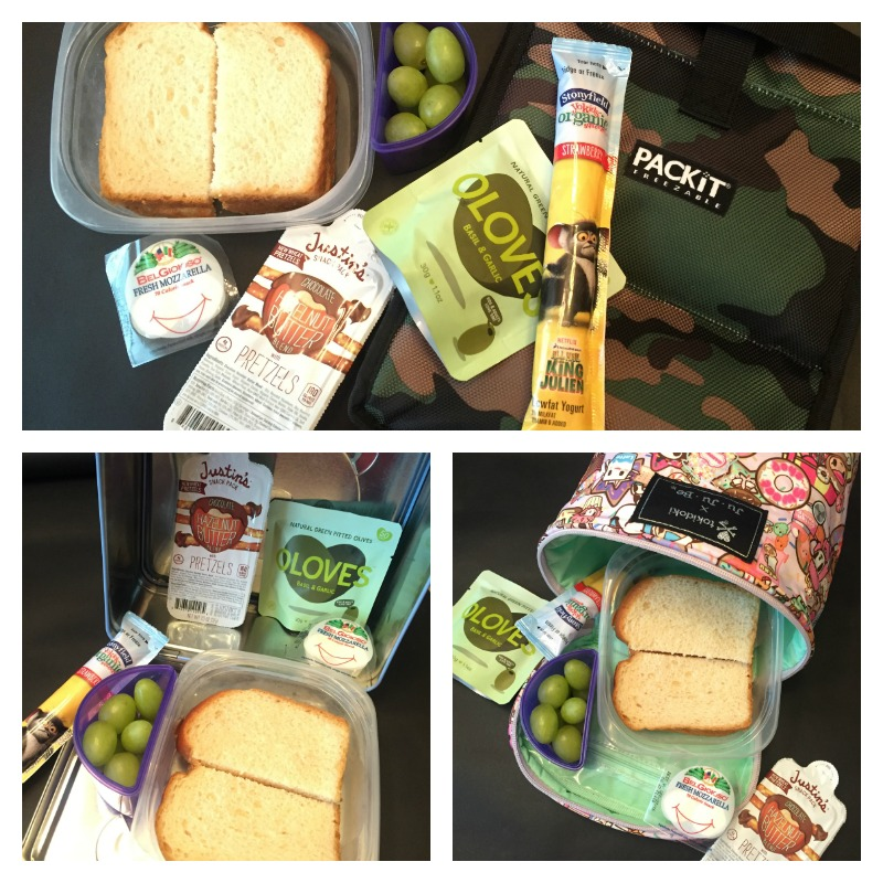 Fun lunch boxes for kids