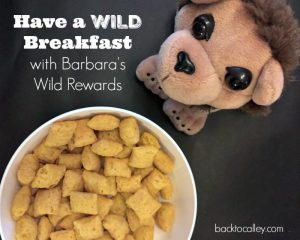 Have a Wild Breakfast with Barbara's Bakery New Wild Rewards