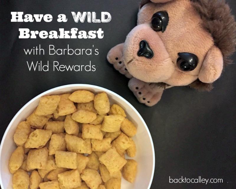 Barbara's Wild Rewards