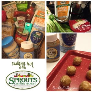 Chocolate Cookie Butter Balls & More Recipe Fun with Sprouts Brand