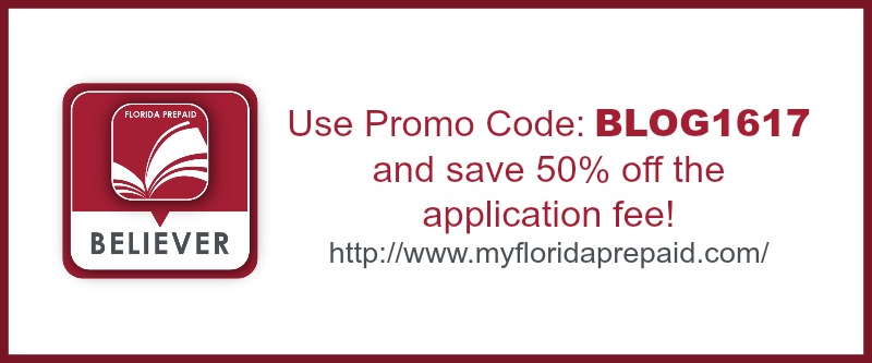 Florida Prepaid Savings Code