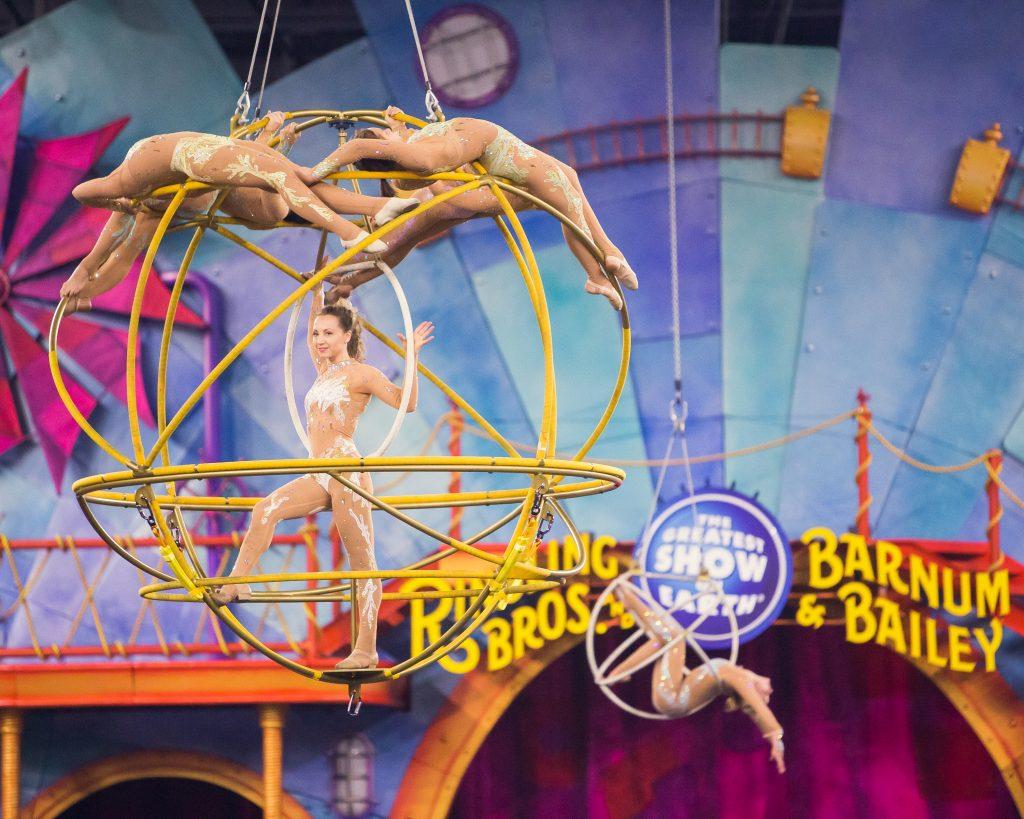 Ringling Bros Circus Tampa 2017