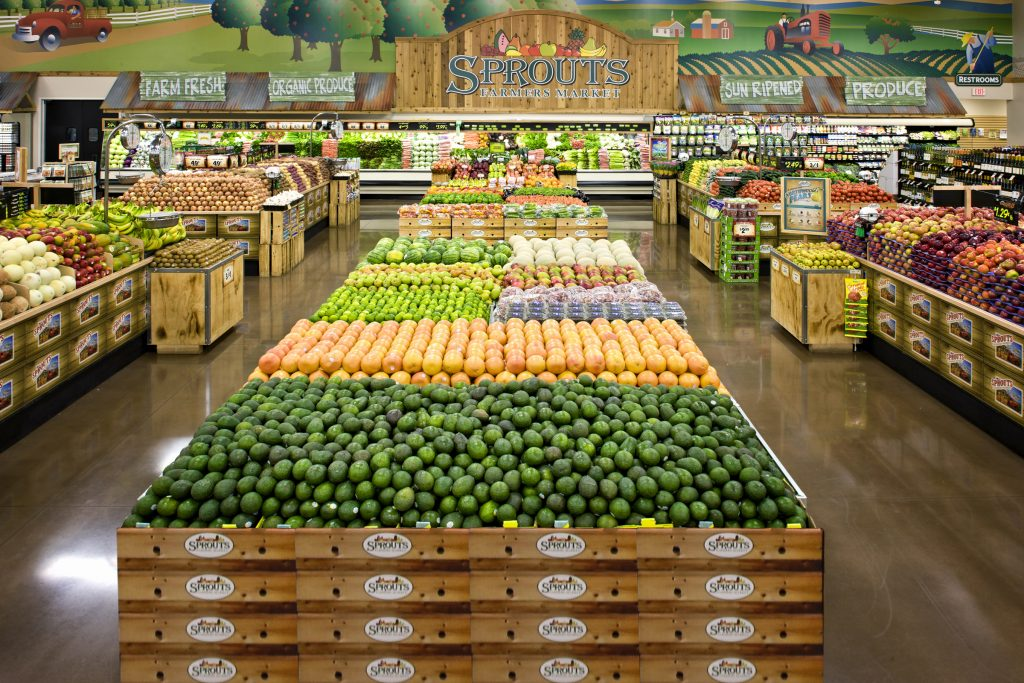 Sprouts Farmers Market Tampa Florida