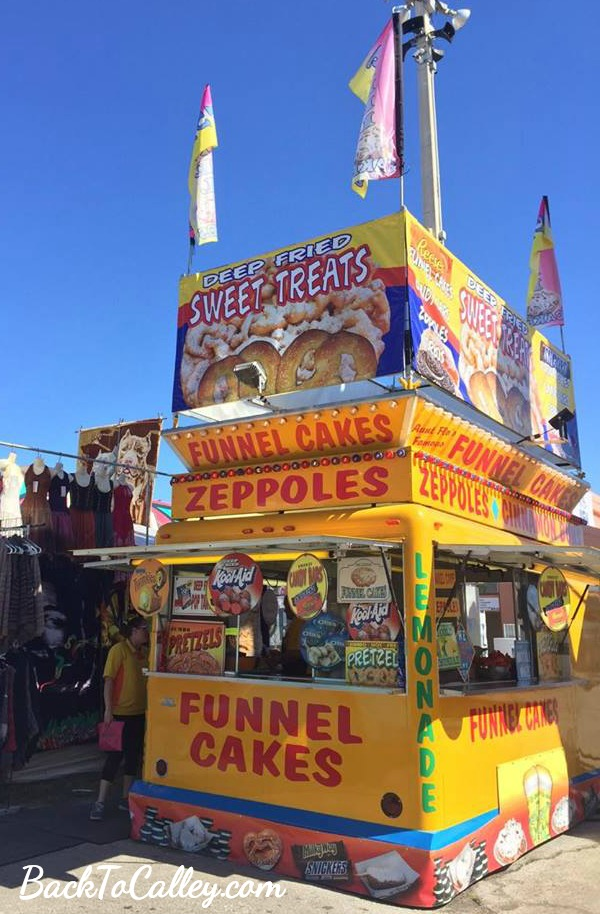 Deep Fried Sweet Treats