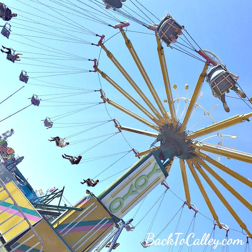 Discover the Fun Fair Rides