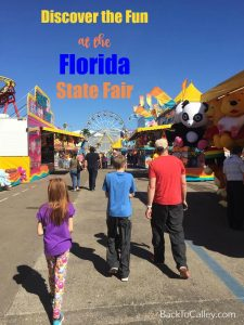 How to Have Fun at the Florida State Fair
